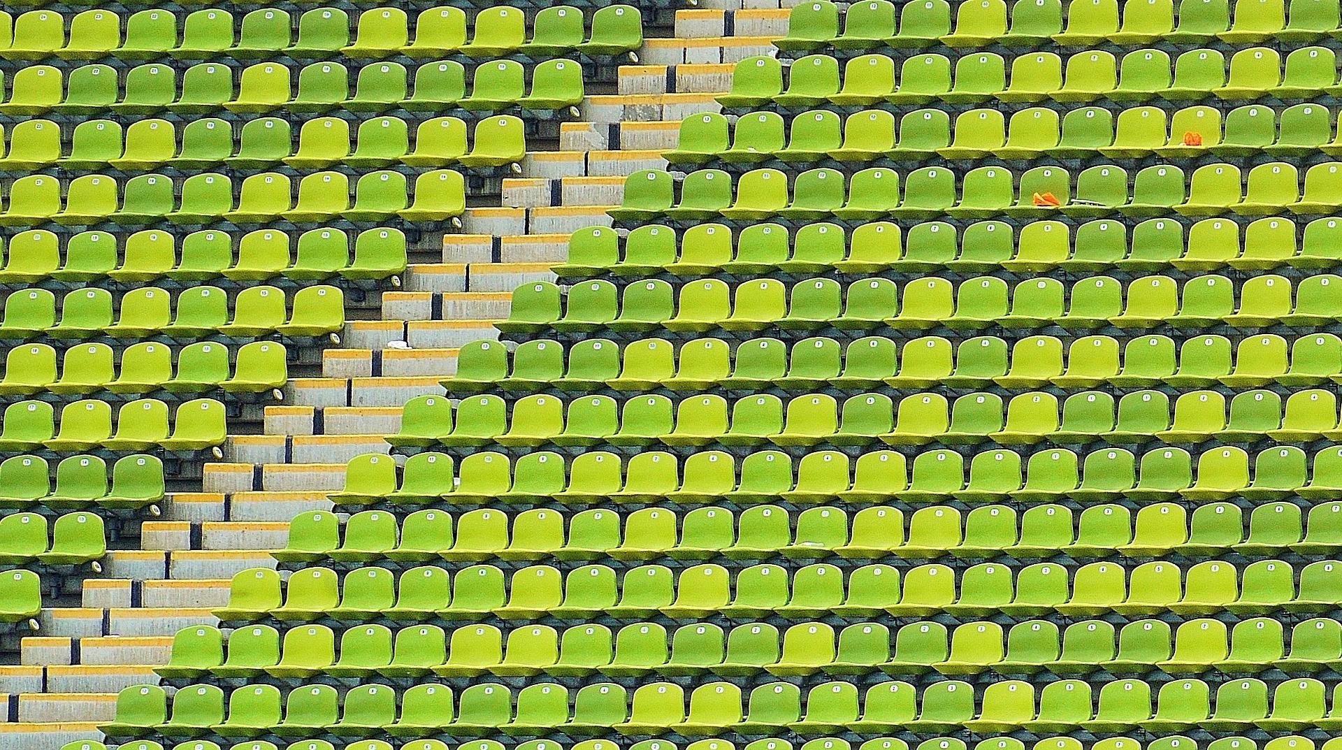 Stadionsitzplätze