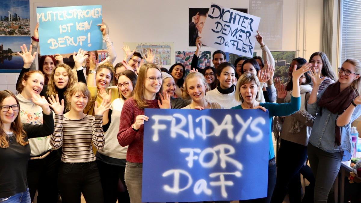 Fridays for DaF